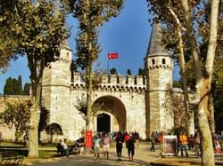 Topkapi Palace Eresin hotels sultanahmet