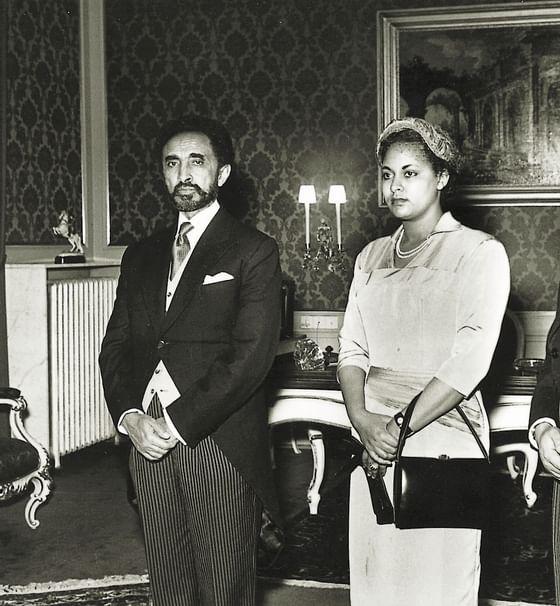 Kings of Ethiopia at Ambassador Hotel in Vienna