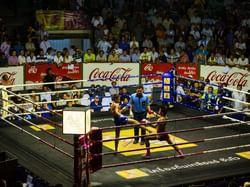 Lumpinee & Rajadamnern Stadiums near Chatrium Hotel Riverside Bangkok