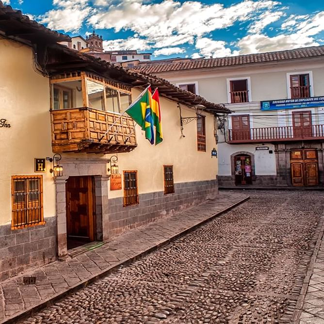 Hotel Rojas Inn by DOT Tradition