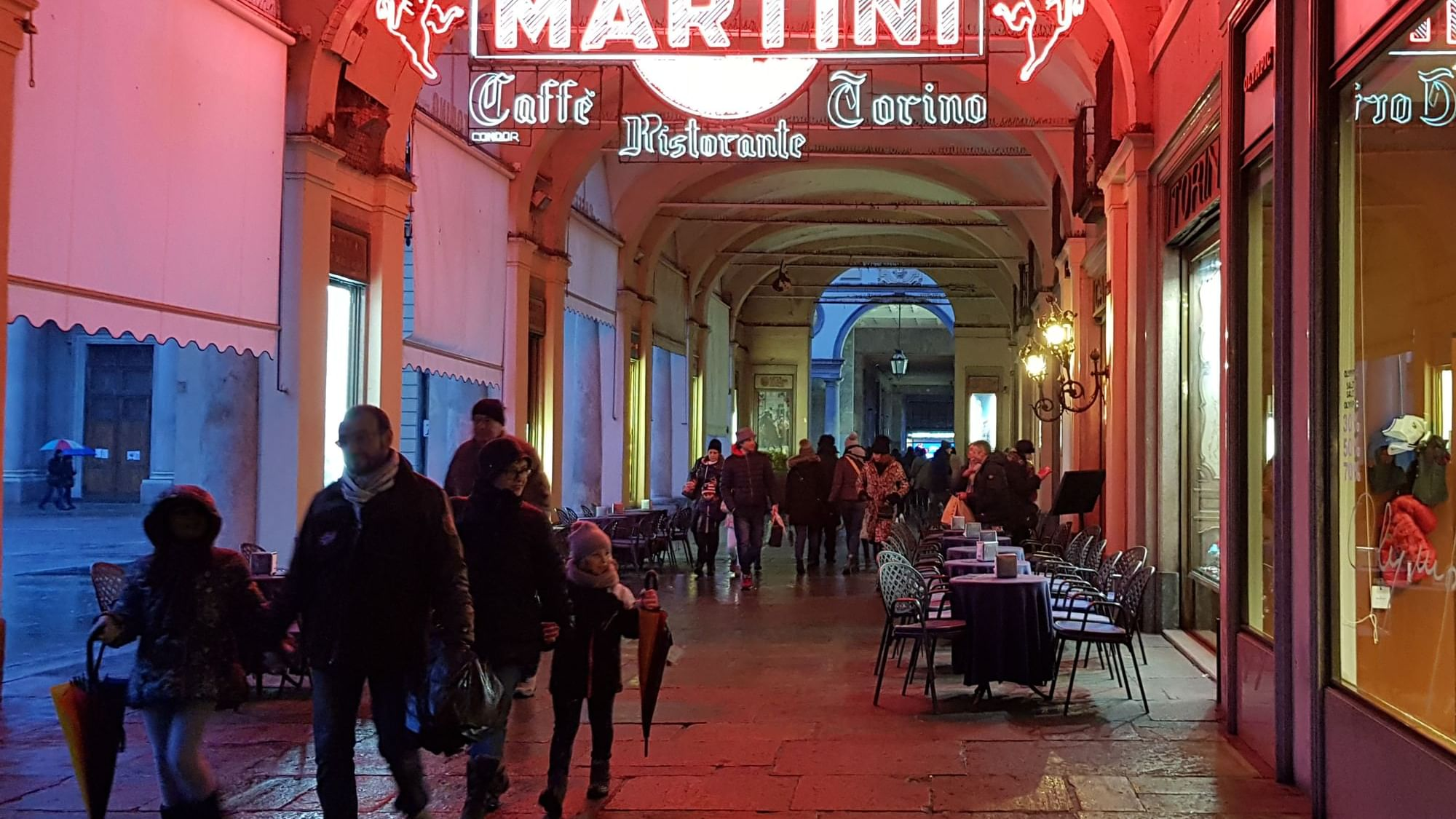 What to do in Turin when it rains