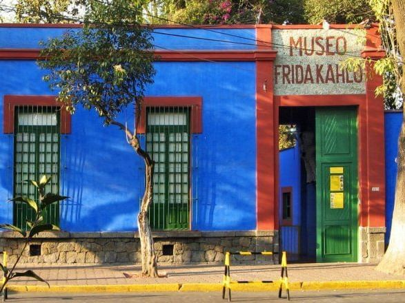 Frida Kahlo Museum at Marquis Reforma