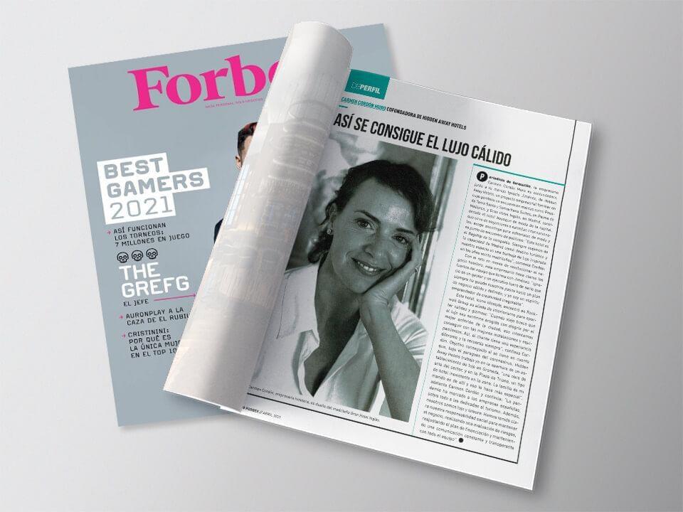 Gran Hotel Inglés en Forbes
