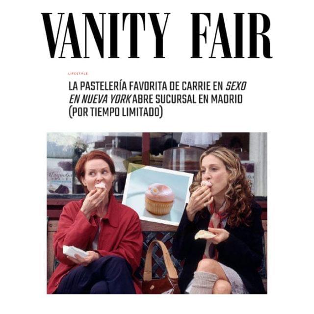 Gran Hotel Inglés en Vanity Fair