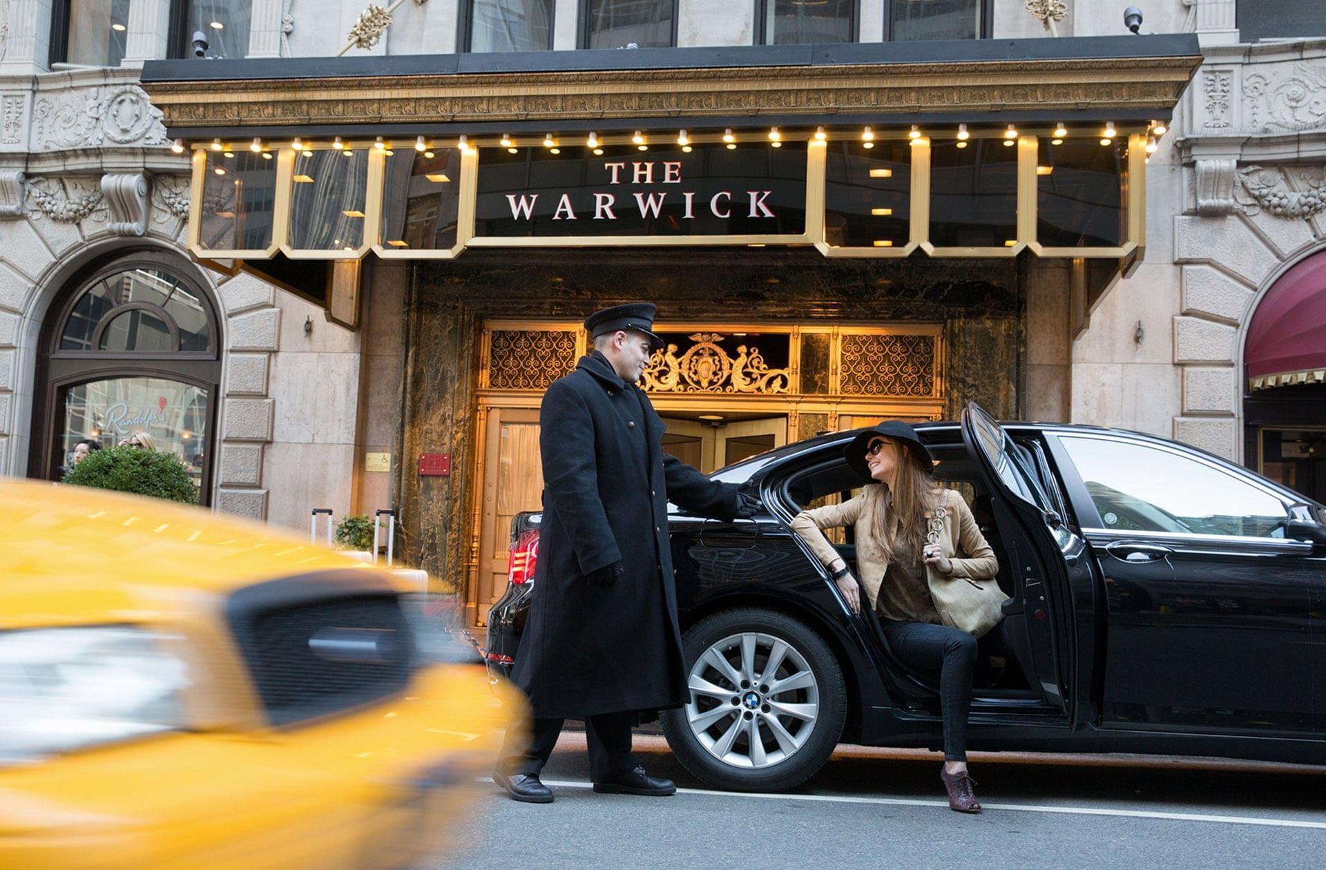 Warwick New York Front