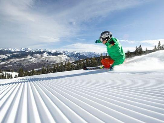 DVR Skier