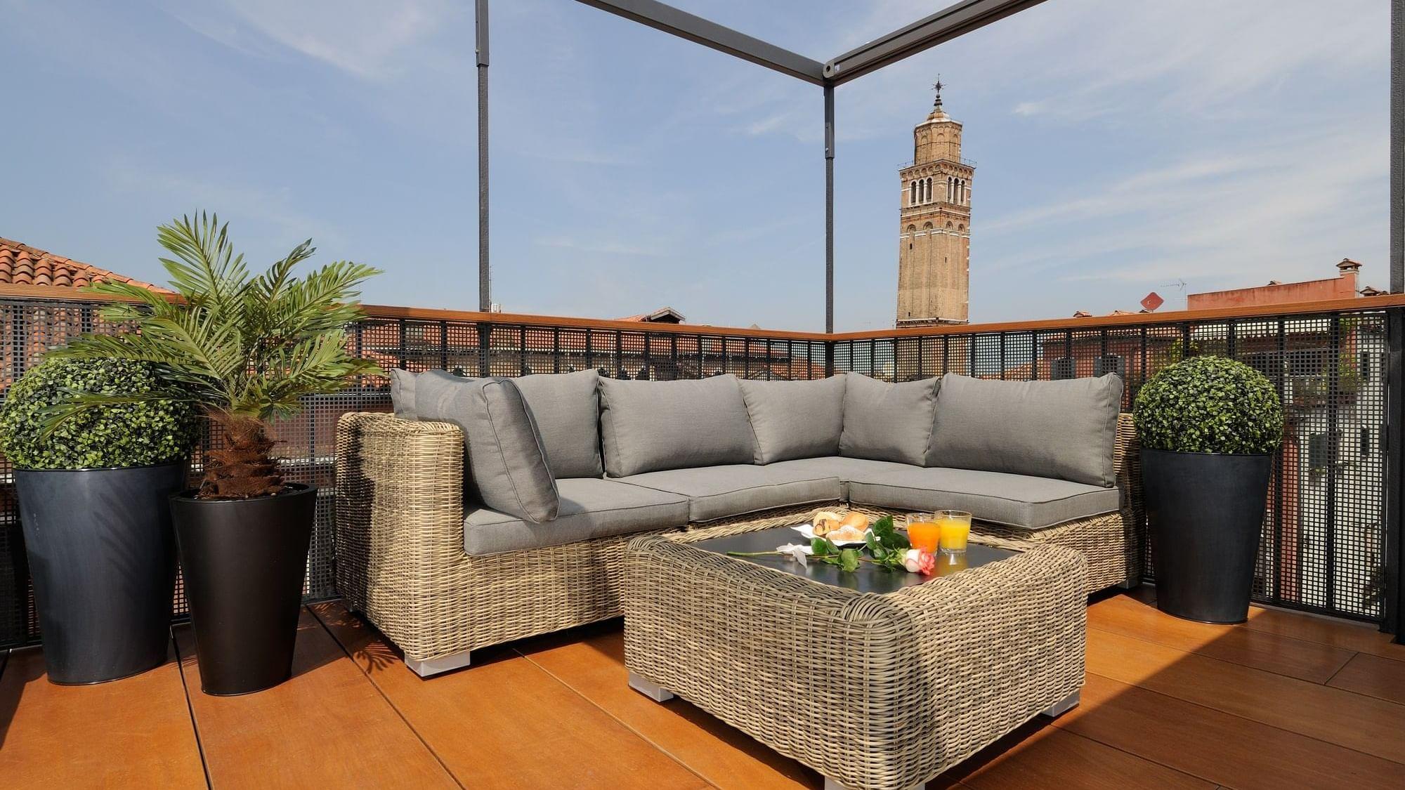 Hotel a Venezia - UNAHOTELS Ala Venezia con terrazza