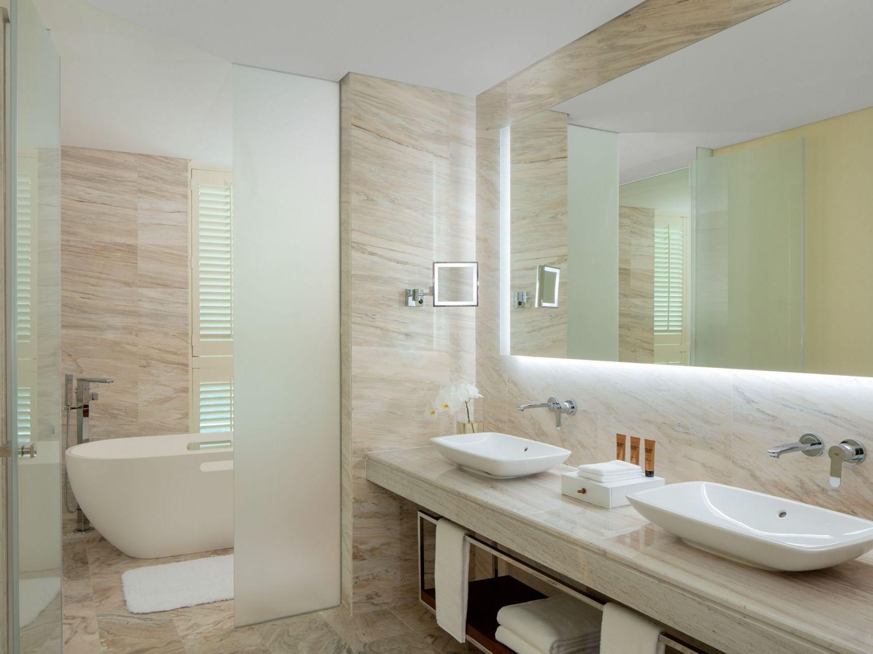 迪拜派拉蒙酒店卡洛尔套房