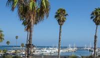 West Beach Inn, a Coast Hotel - Santa Barbara Scenic View