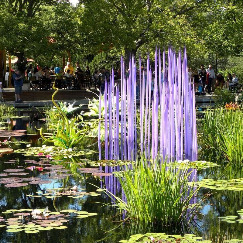 Denver Botanic Gardens - WARWICK CORPORATE