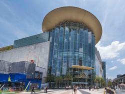 Siam Paragon Shopping Mall near Chatrium Hotel Riverside Bangkok