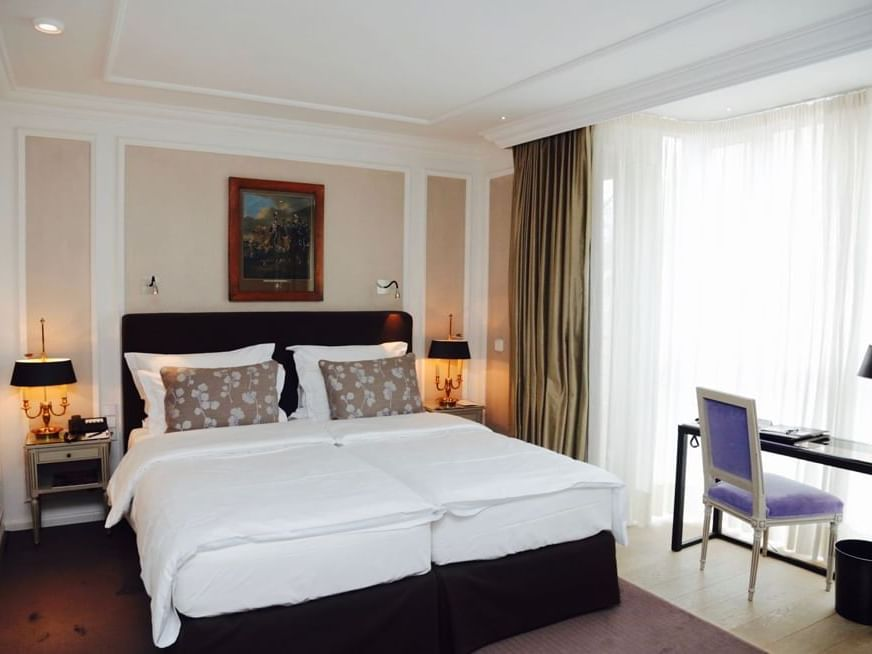 Classic Doppelzimmer im Hotel München Palace