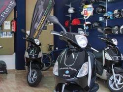 Convenient Renting motorcycles Vespa