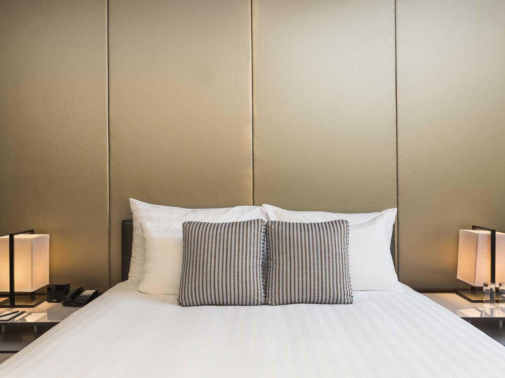 Two bed executive suite park view Emporium suite by Chatrium