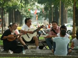 April 30th Park - Ho Chi Minh City