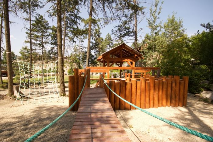 Playgrounds at Outback Lakeside Vacation Homes