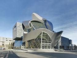 The Art Gallery of Alberta near Varscona Hotel on Whyte
