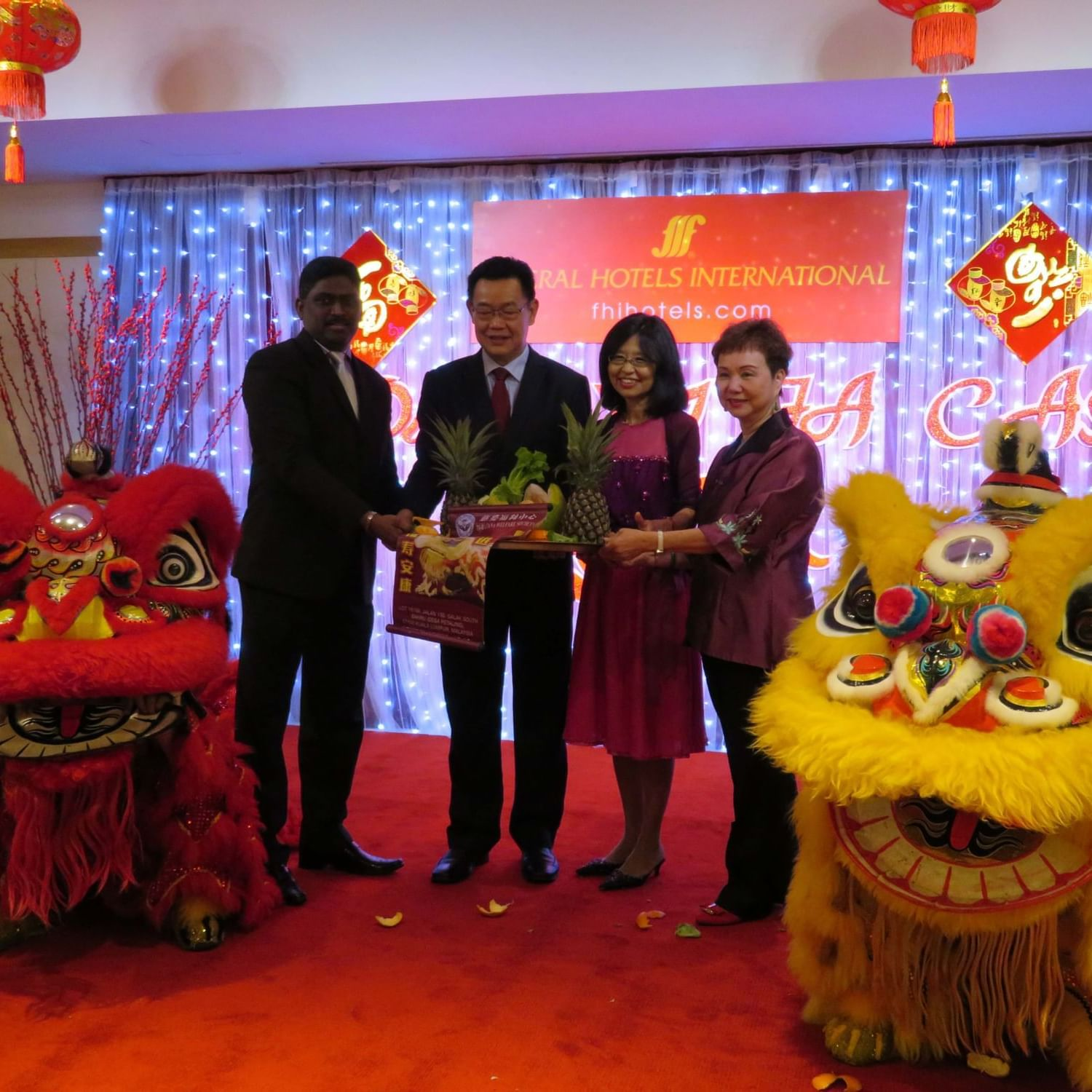 FHI Chinese New Year Charity Dinner 2018