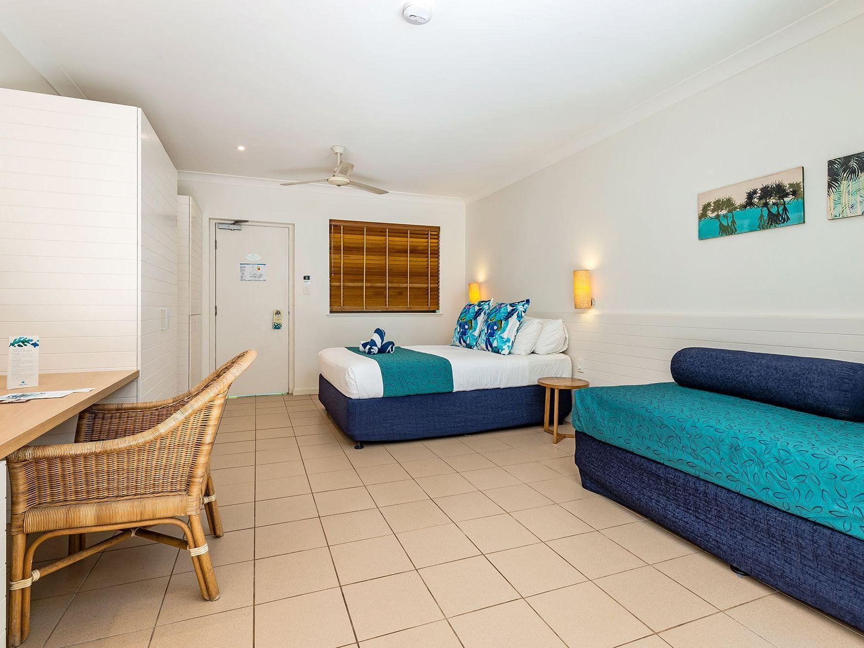 Reef Room at Heron Island Resort in Queensland, Australia