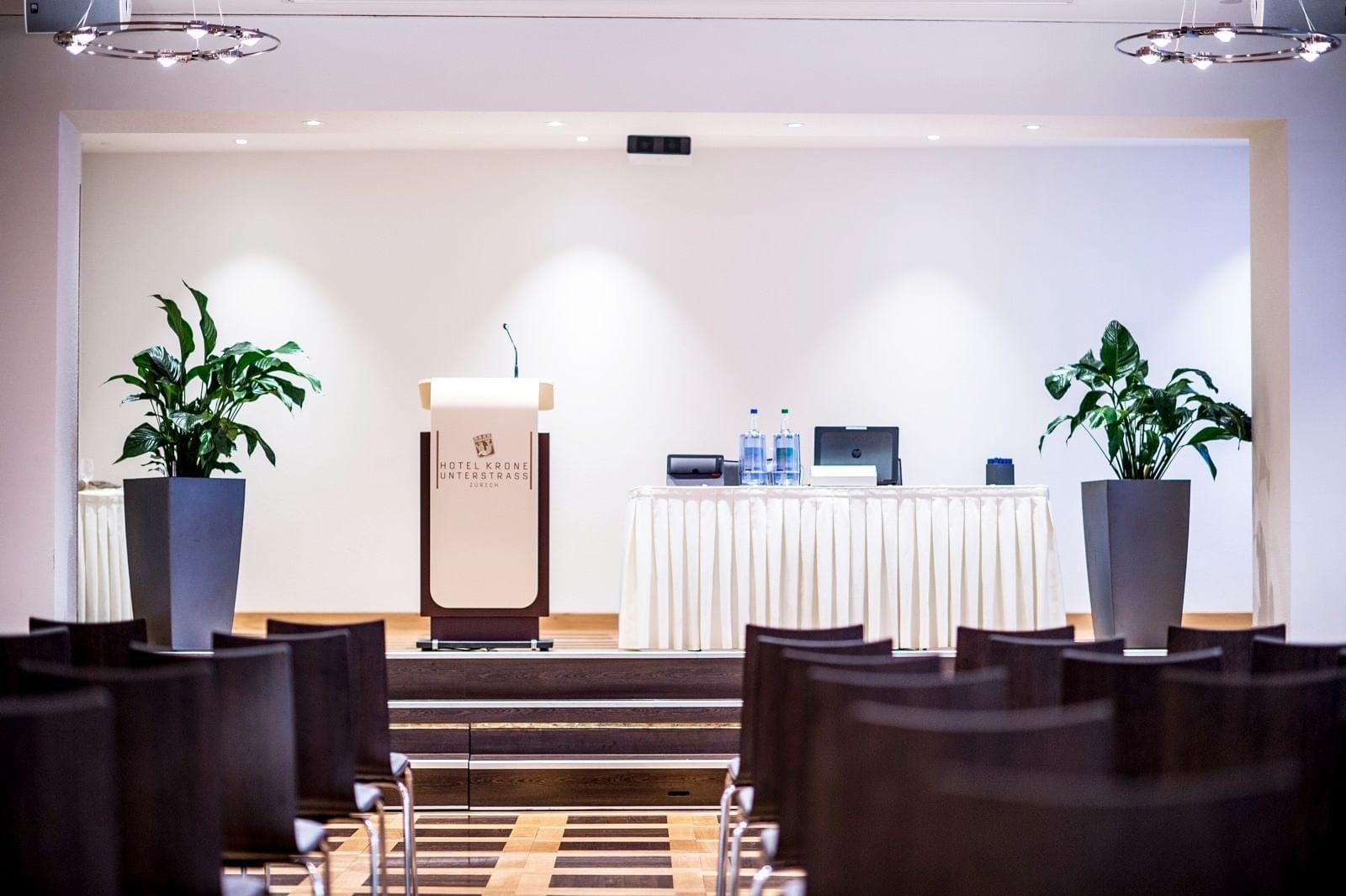 Events im Hotel Krone Unterstrass in Zürich