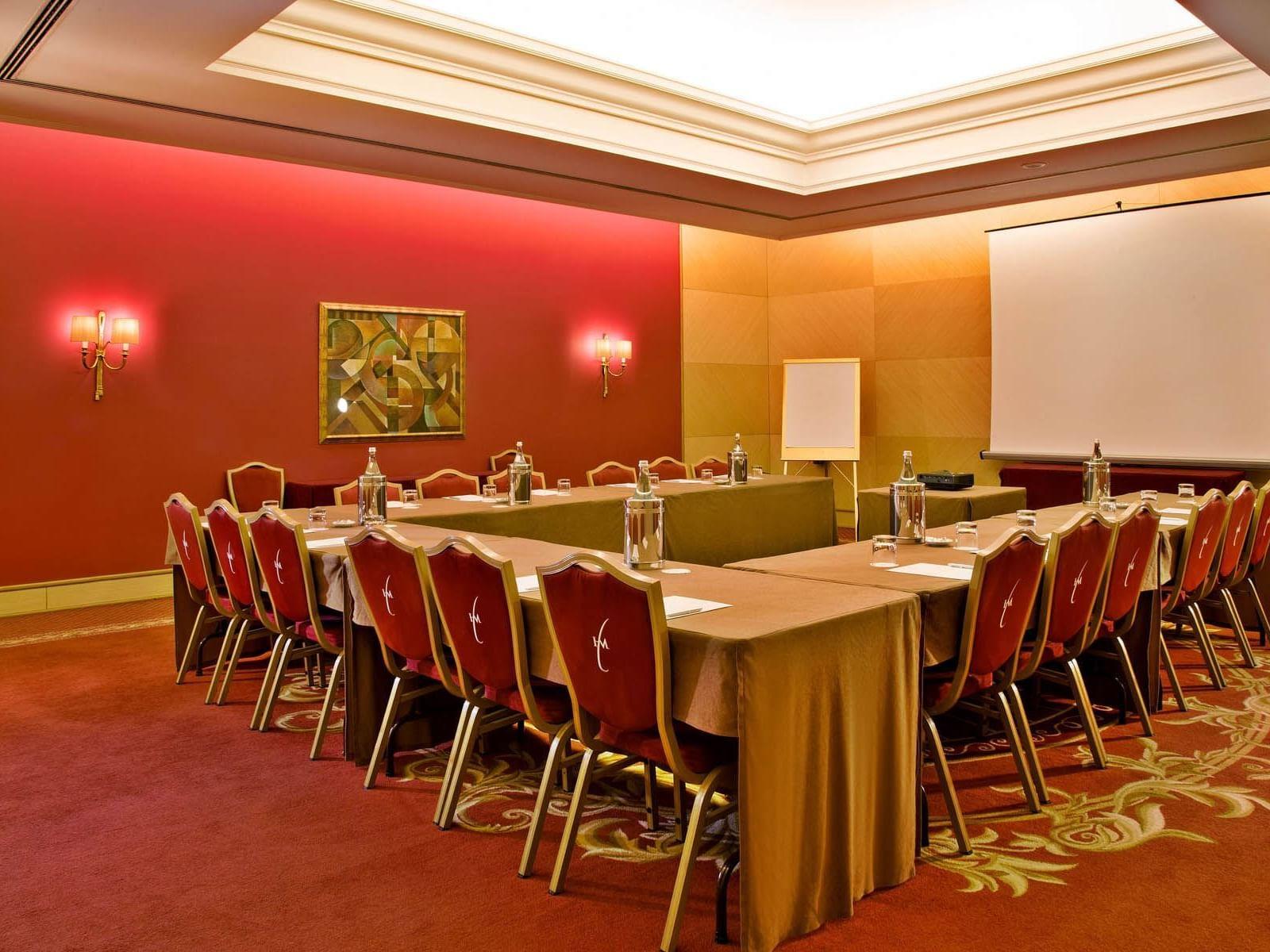 Salón de Reunión XIII del Hotel Cascais Miragem Health & Spa