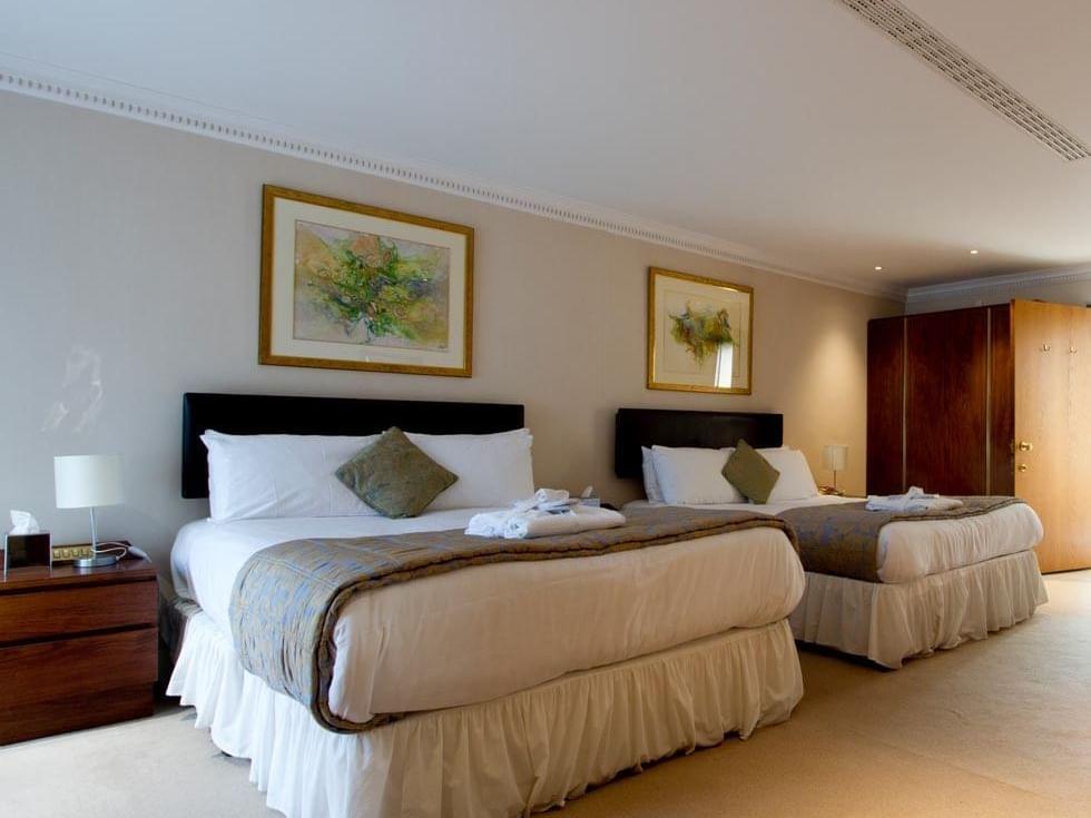 Director's Room Twin at Barn Hotel Ruislip near London