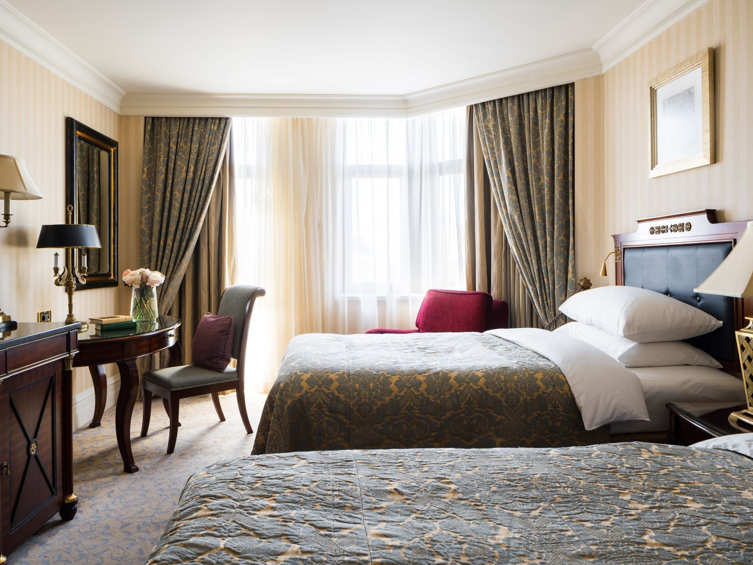 Leisure Classic room in Intercontinental Kyiv hotel