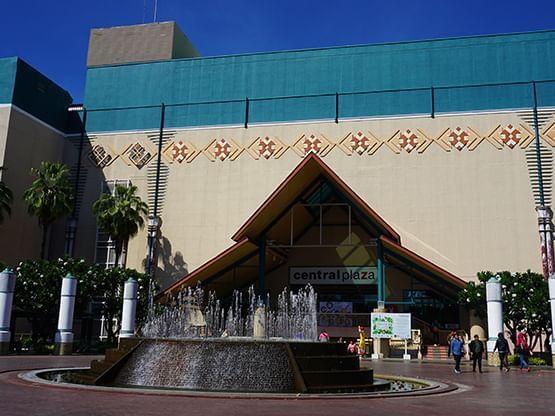 Central Plaza Chiangmai Airport - HOP INN HOTEL