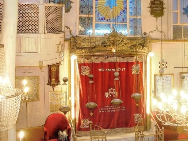 Yanbol Synagogue Eresin hotels sultanahmet