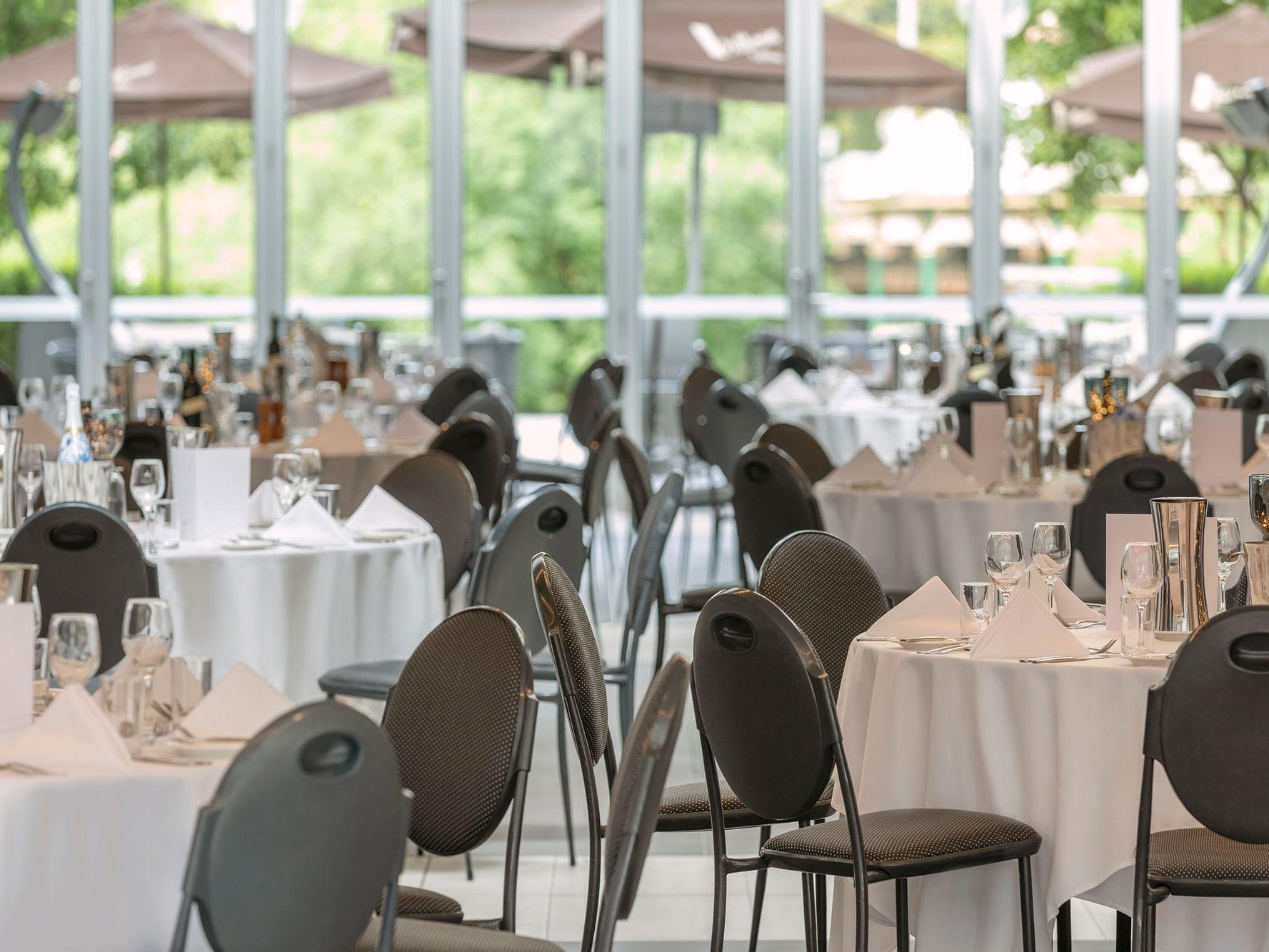 Event Pavilion - Amora Hotel