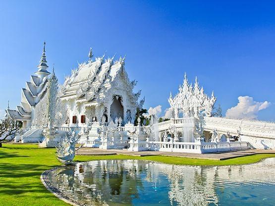 วัดร่องขุ่น - ฮ็อป อินน์ โรงแรมใกล้วัดร่องขุ่น Wat Rong Khun - HOP INN HOTEL