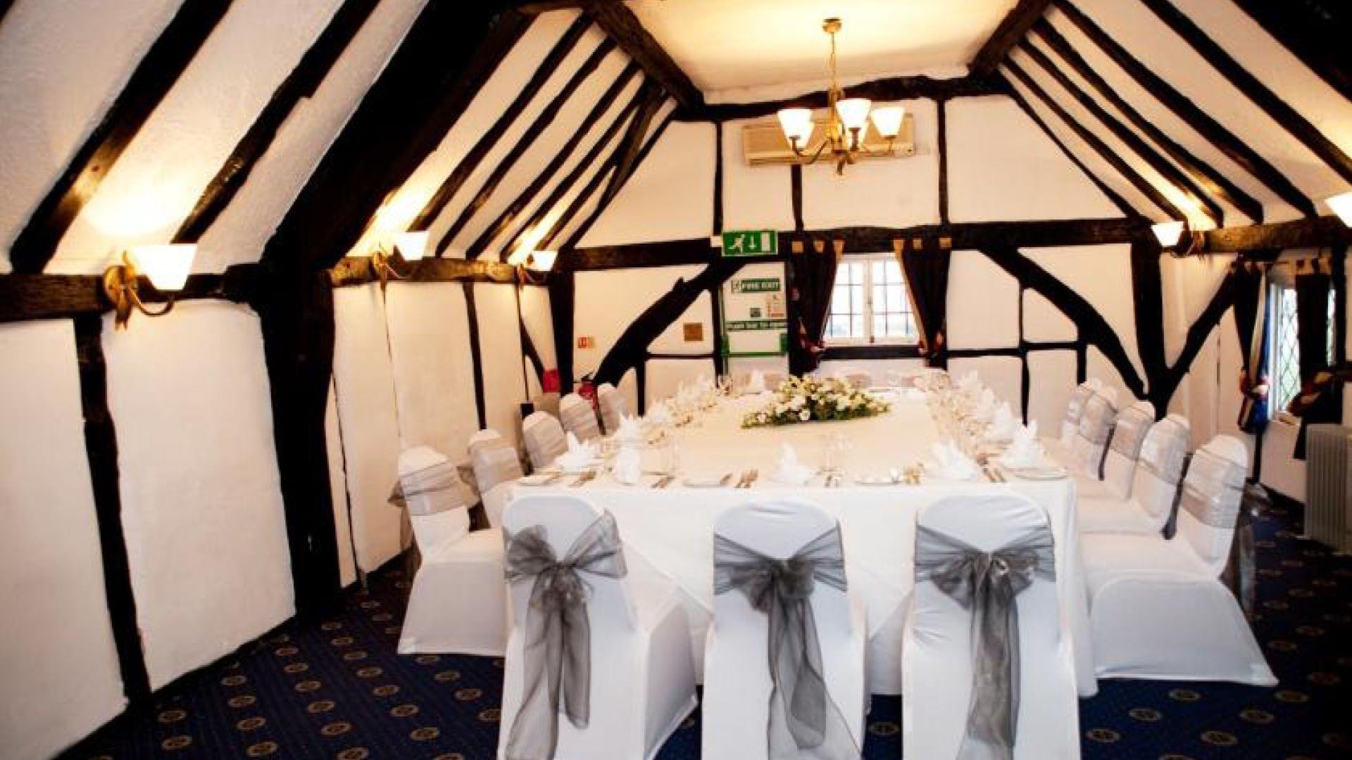 Wedding at The Barn Hotel, Ruislip
