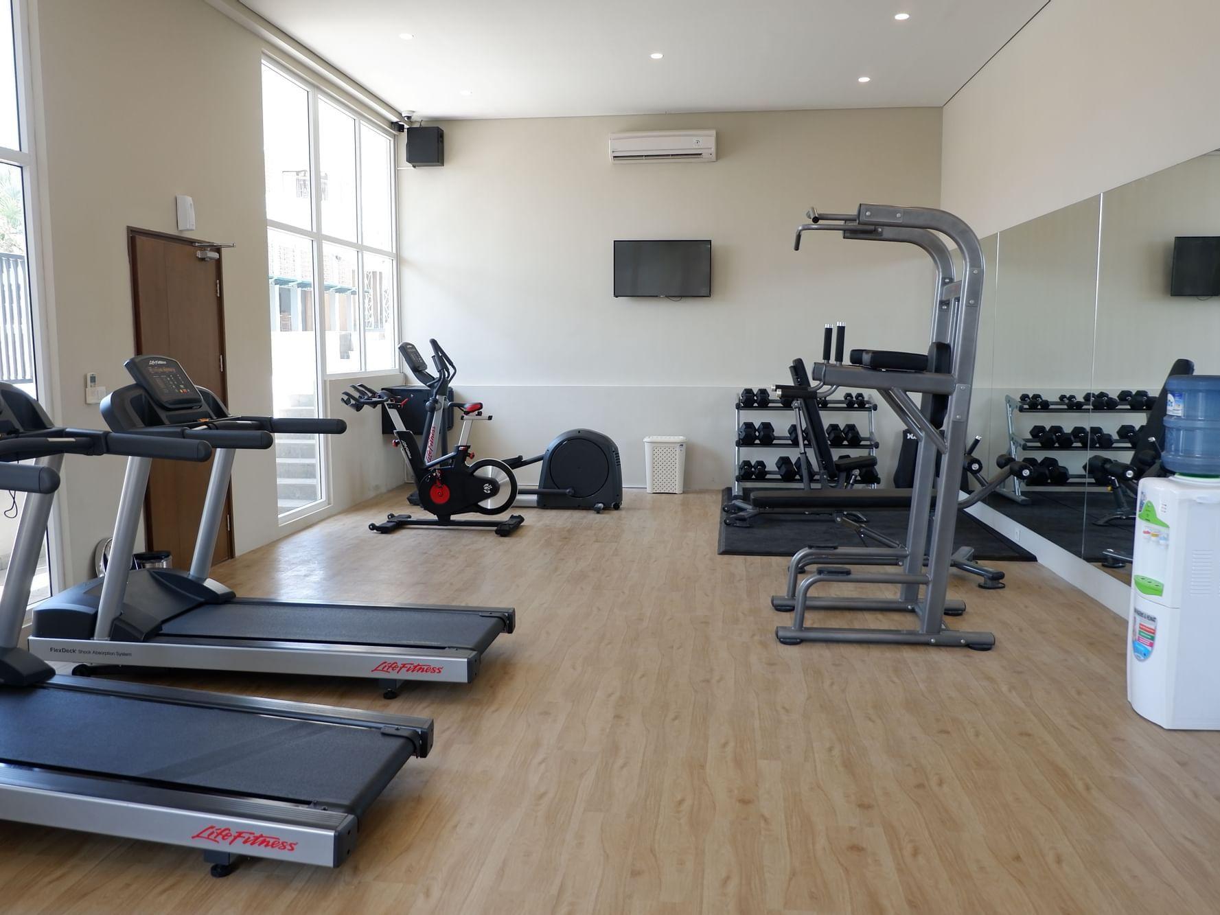Fitness Center - Eastin Hotel