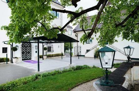 Romantik Hotel Schloss Pichlarn, Austria