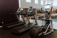 Fitness Center - Treadmills and Elliptical