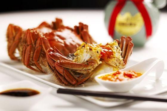Food Dish -Goodwood Park Hotel