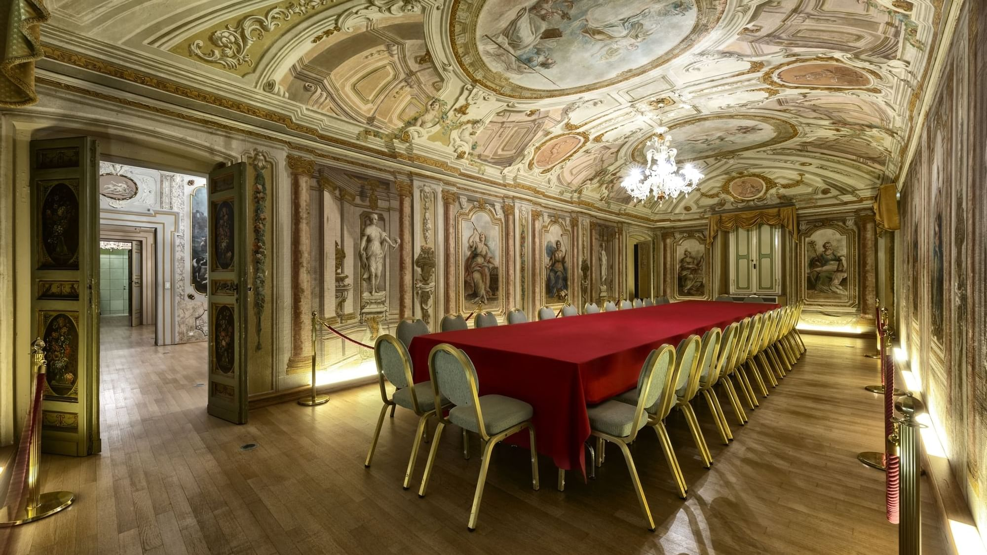 Villa storica a Perugia, in Umbria, per eventi e ricevimenti