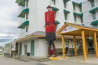 Coast High Country Inn - Exterior