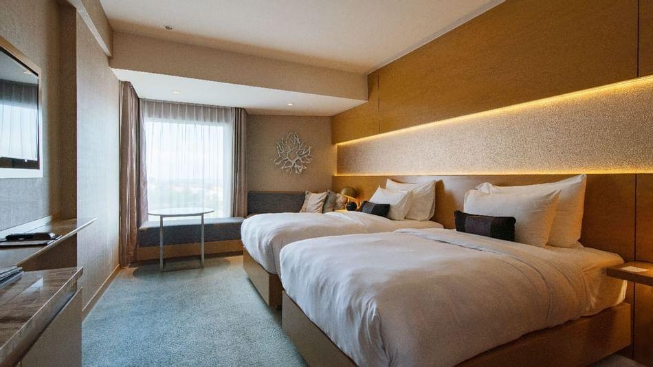 Double Bed in Vasa Hotel Surabaya
