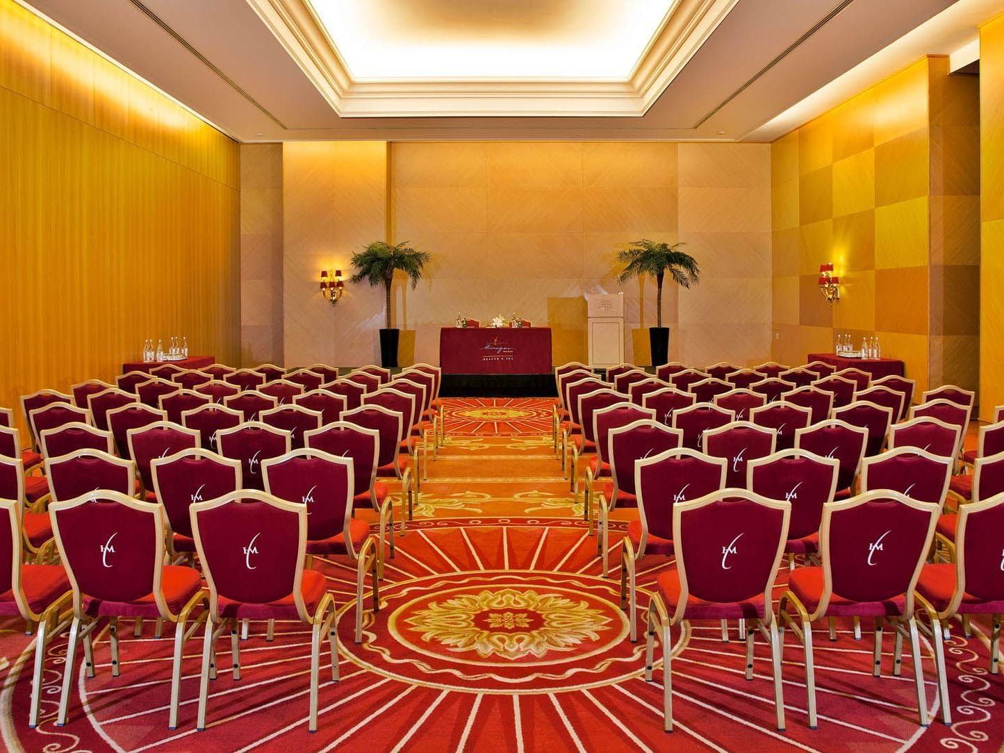 Salón de Reunión II del Hotel Cascais Miragem Health & Spa