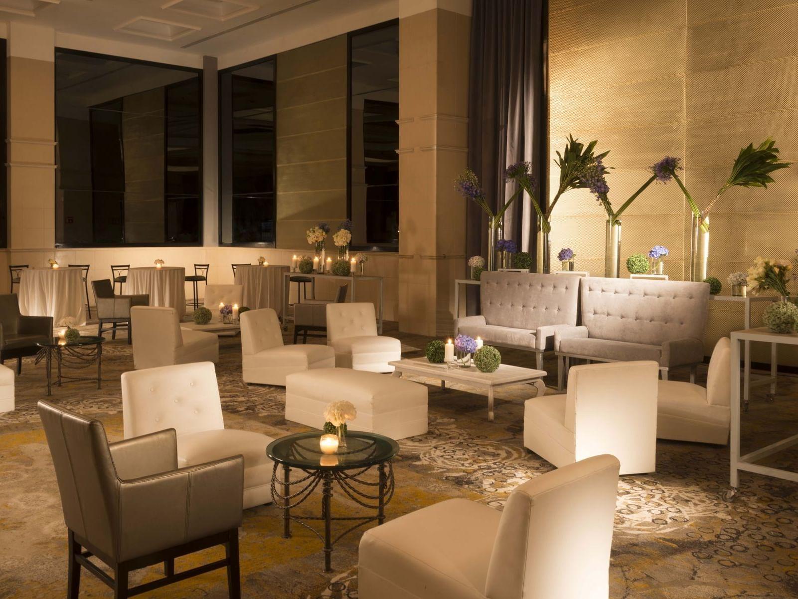Emperador lounge at Marquis Reforma