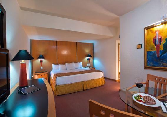 Mind relaxing rooms in Hotels Grupo Guadalajara