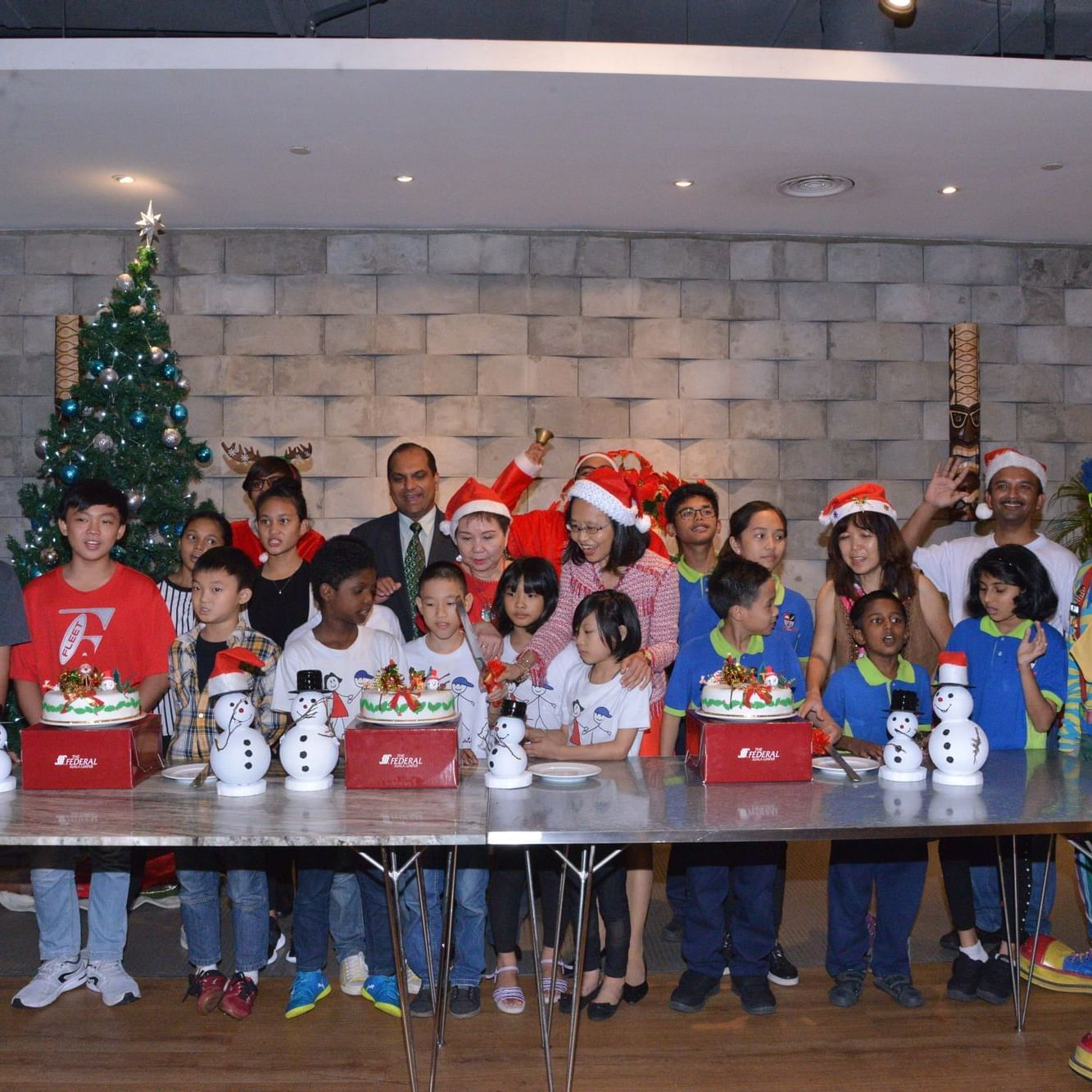 Spreading Festive Cheers by The Federal Kuala Lumpur on Friday, 21 December 2018