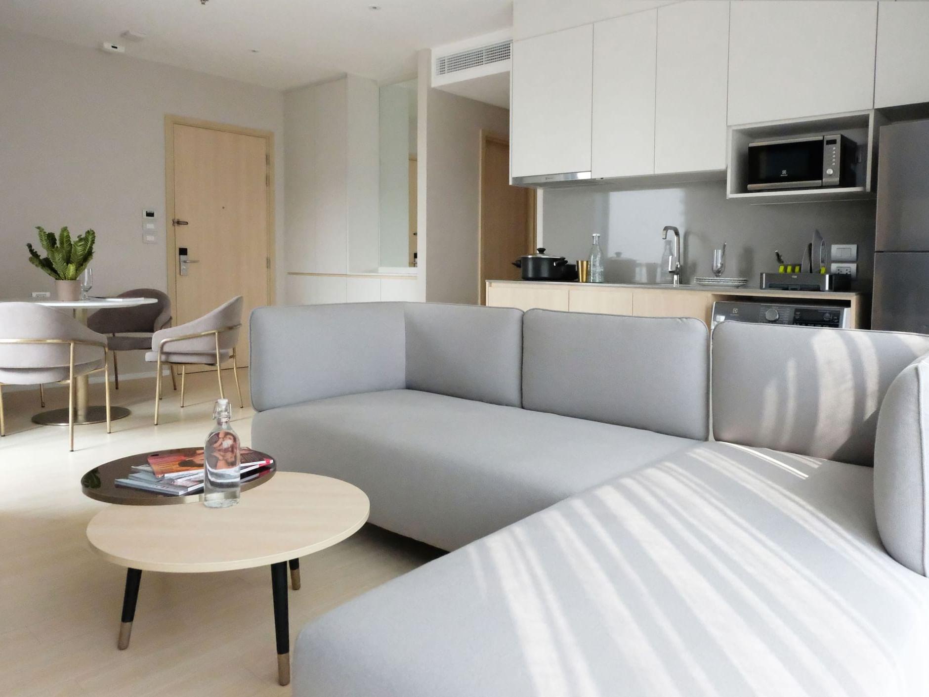Two-bedroom Corner Sky Suite