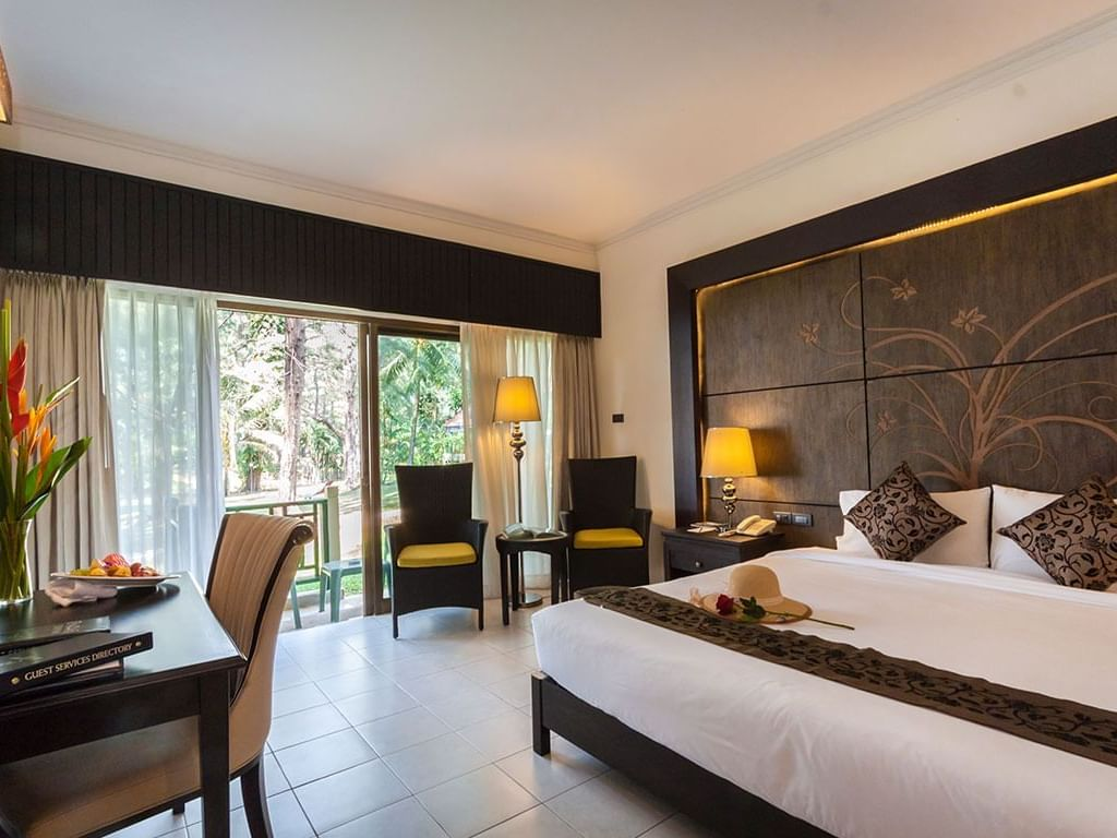Superior Pool View Room at Amora Hotel