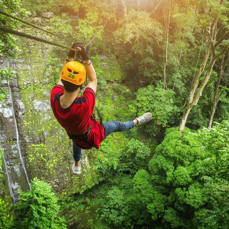 Kula WILD Adventure Park - WARWICK CORPORATE