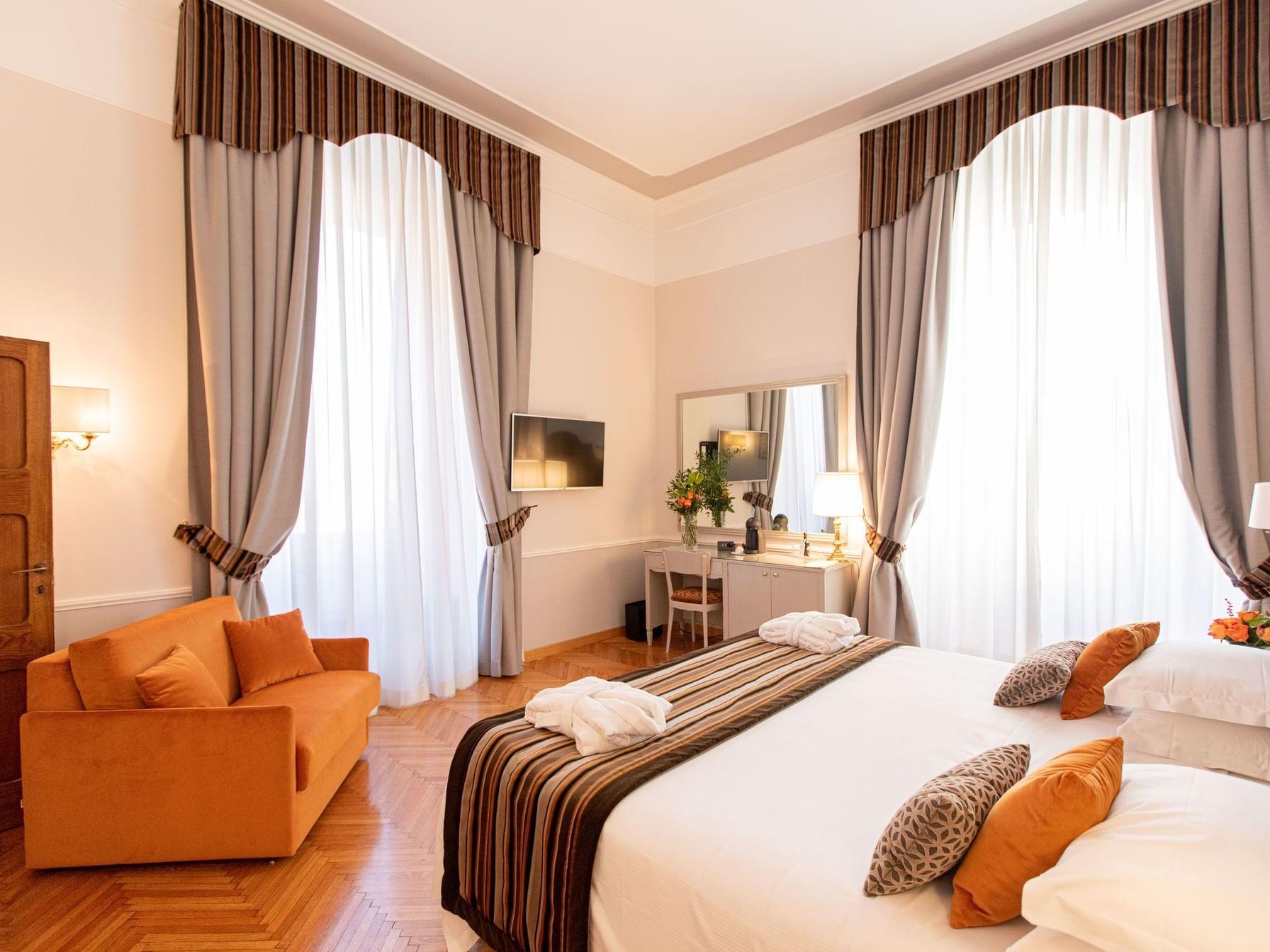 Camera Family Bettoja Hotels 1