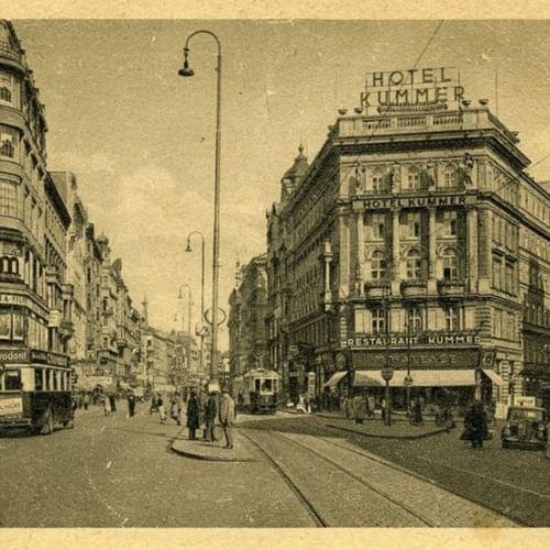 Hotel MOTTO, Vienna in der Vergangenheit
