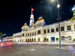 People's Committee Hall - Ho Chi Minh City