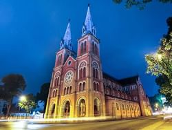Notre Dame Cathedral - Ho Chi Minh City